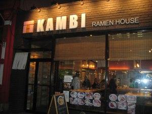 Kambi Ramen House
