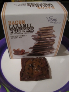 Bacon Caramel Toffee