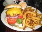 Cheeseburger @ Esperanto NYC